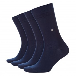 Chaussettes Everyday (Lot de 2) - marine - BURLINGTON 21045-6120
