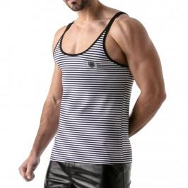 Débardeur Stripes Noir - TOF PARIS TOF112N