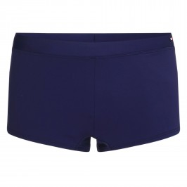 Recycled Nylon Drawstring Swim Trunks - navy - TOMMY HILFIGER UM0UM02101-DW5