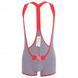 Singlet Stripes Push-Up - TOF PARIS TOF104R