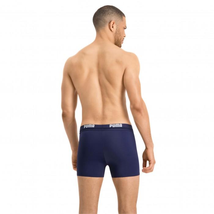 PUMA Swim Logo - blue Bath Boxer - PUMA 100000028-001