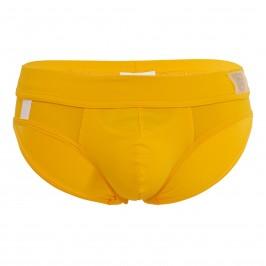 Slip de bain PUSH UP - jaune - TOF PARIS TOF119J