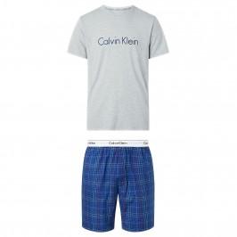 Pyjama avec Short - MODERN COTTON - CALVIN KLEIN NM1746E-JVV