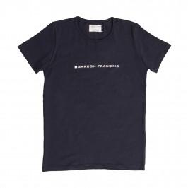 Le t-shirt marine - GARÇON FRANÇAIS TSHIRT21-BLEU MARINE