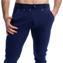 Matelot - Navy Trousers - L'HOMME INVISIBLE HW160-MAT-049