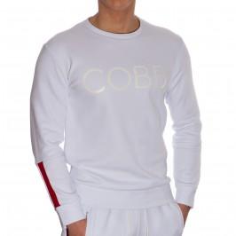 Sweat Alexander COBB - blanc - ALEXANDER COBB SP05-25
