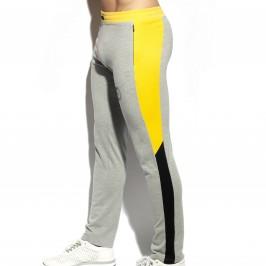 Pantalon PIQUE FIT - marine - ES COLLECTION SP244-C11