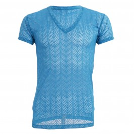 Celestial Dreams - T-shirt Col V - L'HOMME INVISIBLE MY73-CEL-280