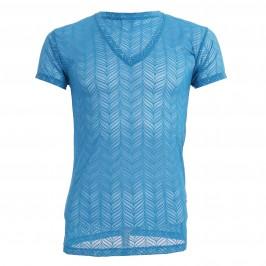 Celestial Dreams - V Neck T-Shirt - L'HOMME INVISIBLE MY73-CEL-280