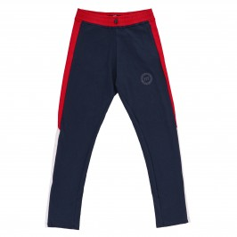 Pantalon PIQUE FIT - marine - ES COLLECTION SP244-C09