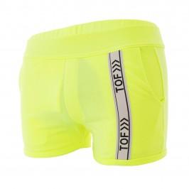 Short Neon Gym - jaune fluo - TOF PARIS TOF139JF