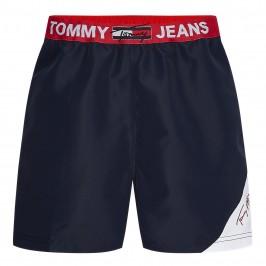 Mid Length Slim Fit Swim Shorts - TOMMY HILFIGER UM0UM02067-DW5