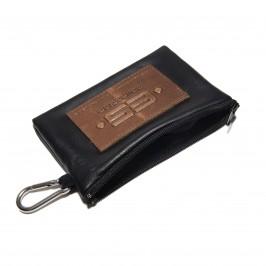 Porte monnaie / clefs Jean - blanc - ES COLLECTION AC143-C10