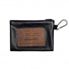 Porte monnaie / clefs Jean - noir - ES COLLECTION AC143-C10