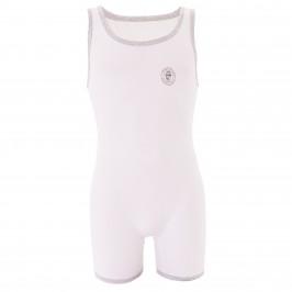 Hypnos - Slip'n Bodysuit Blanc - L'HOMME INVISIBLE HW157-HYP-002