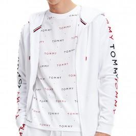 All-Over Repeat Logo T-Shirt - white - TOMMY HILFIGER UM0UM02132-YBR - per