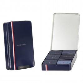 5-Pack Gift Box Stripe Dot Socks - jeans - TOMMY HILFIGER 701210550-003