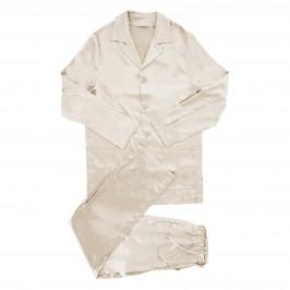 Pyjama Core Satin - sable - MODUS VIVENDI 21652-SAND