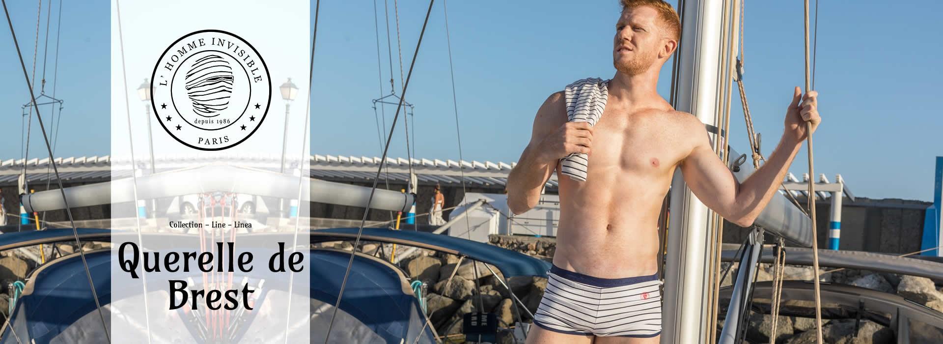 L'Univers De L'Homme : Mode, maillots de bain, sous-vêtements pour hommes biens dans leur peau.